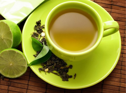 green tea treatment