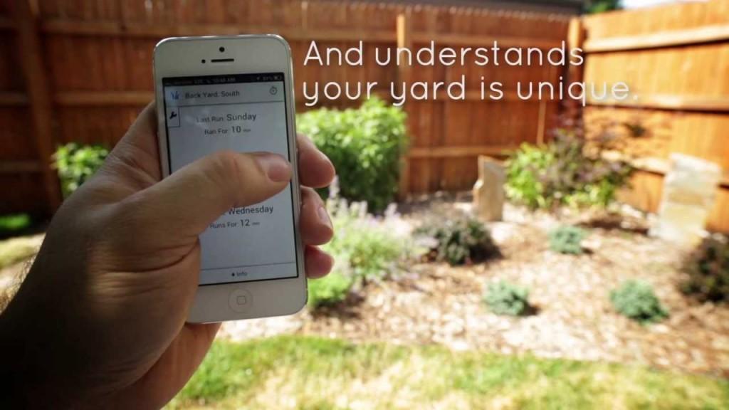 Iro-The Smart Home Sprinkler System Controller