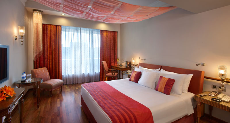 Thikana Suite-Bedroom, ITC Rajputana
