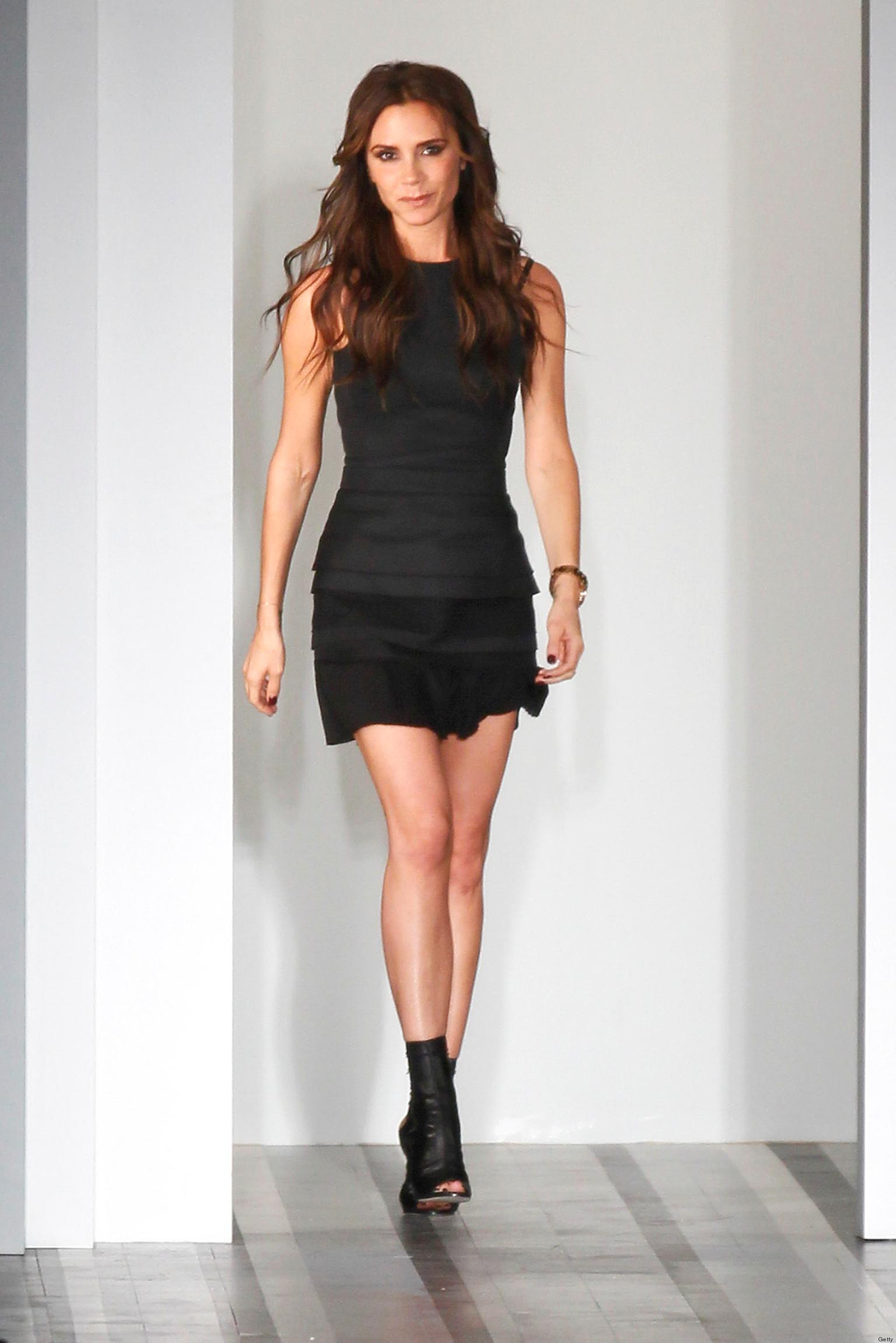 Celebrity Beauty Trend... Victoria Beckham Clothing