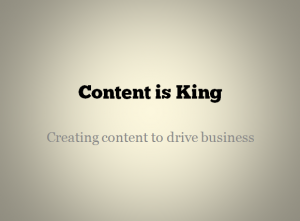 The Importance of Original Content for B2B Marketers