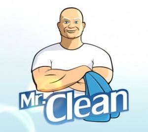 Mr Clean-logo