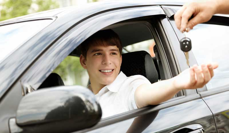 Teens Driving Much More Safely Than They Used To