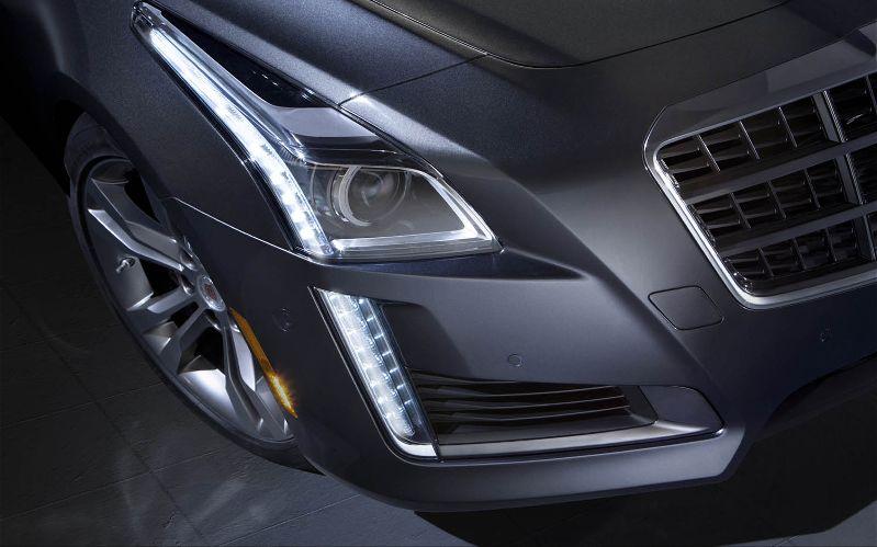 Cadillac CTS design