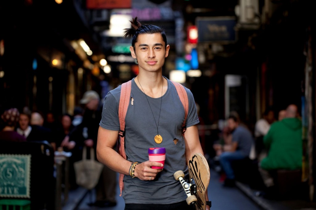 beautiful asian guy