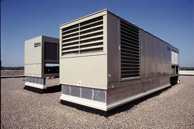 Commercial Ventilation Systems : Types of hvac systems