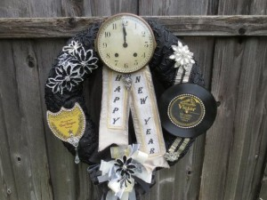new--year-clock
