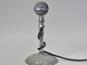 Crystal Microphone