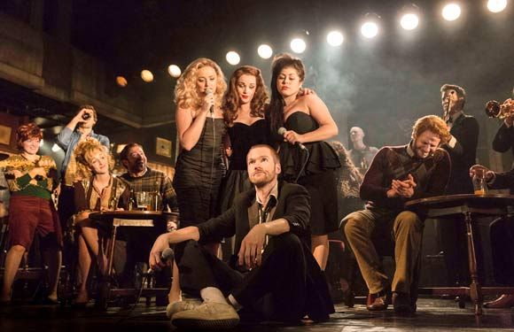 The Commitments at the Palace Theatre, London