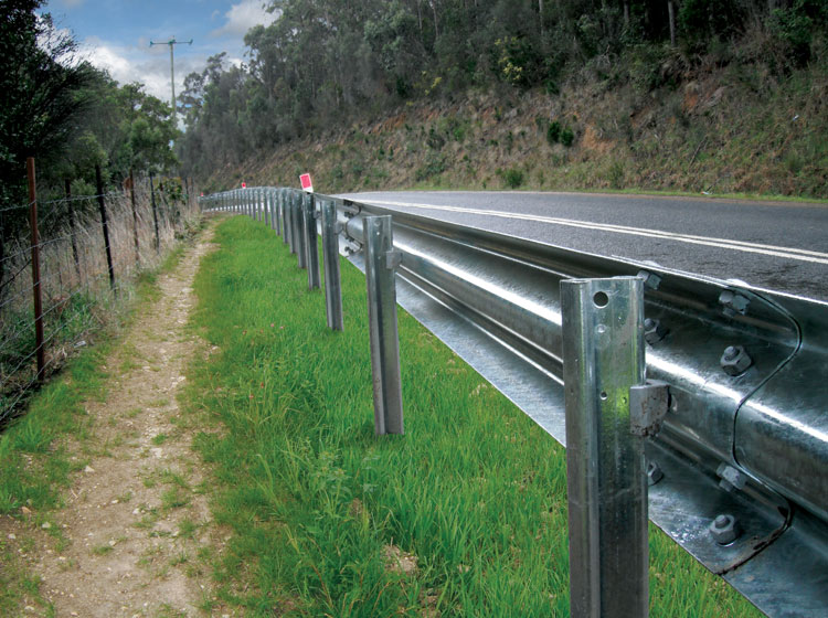 Types of safety barriers