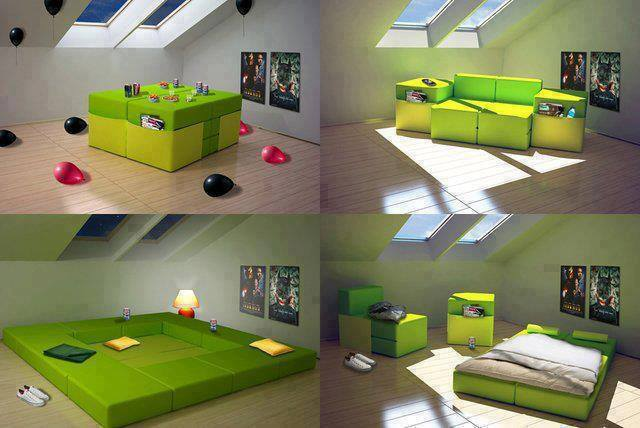 Beautiful Multifunctional Furniture