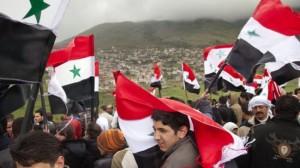 Syria-Evacuation Day