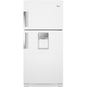 Top-Mount freezer