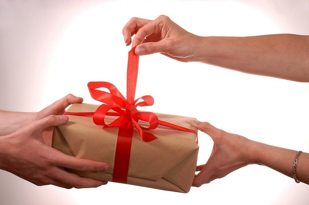 unwrapping-gift