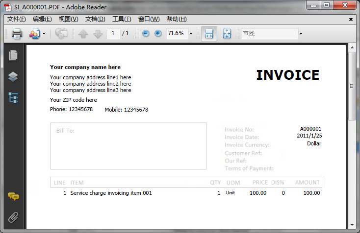 Usage and Benefits of Electronic Invoicing