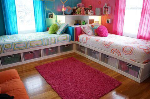 Twin Room Ideas
