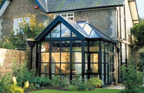 The Conservatory-Your Private Paradise at Home