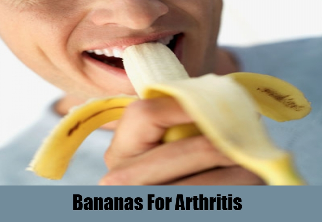 Prevention of Arthritis: How Bananas Can Help
