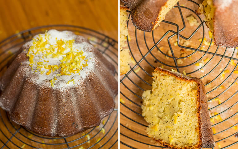 How to Prepare a Delicious Lemon Poppy Seed Cake