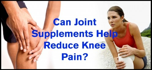 best knee joint pain supplements