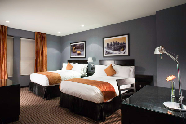 Popular New York City Hotels in 2014