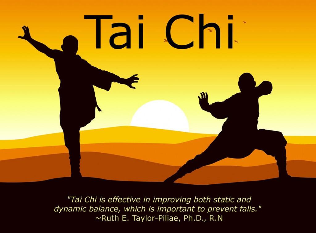 Tai Chi Enhances Your Immune Function