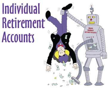 Building Wealth with IRAs