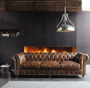 Nail the Classic Contemporary Look with a Chesterfield Sofa