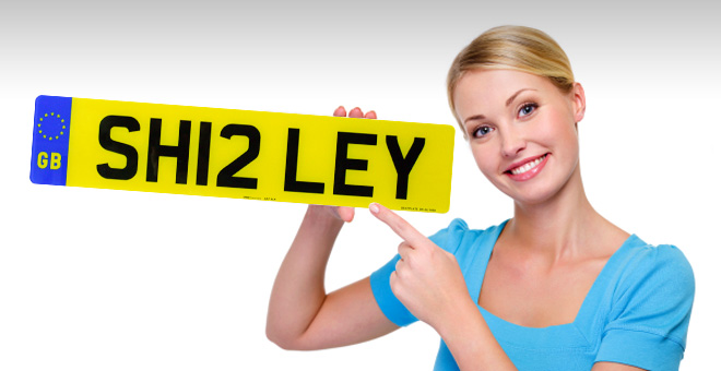 Are the Personalised Number Plates Good Investment Option?