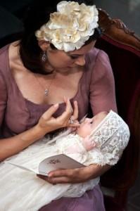 christening children