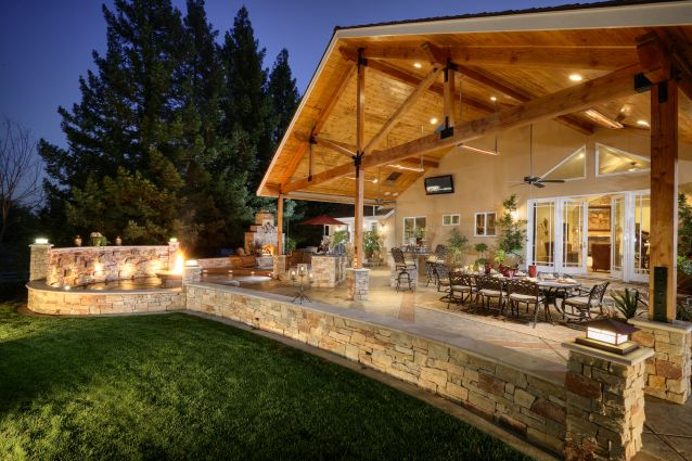 Outside Living Space getting more use from your outdoor living space