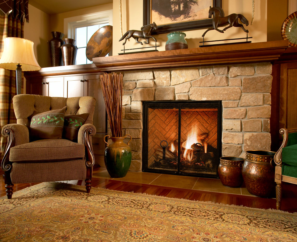 How To Make Your Fireplace More Eco Friendly And Efficient