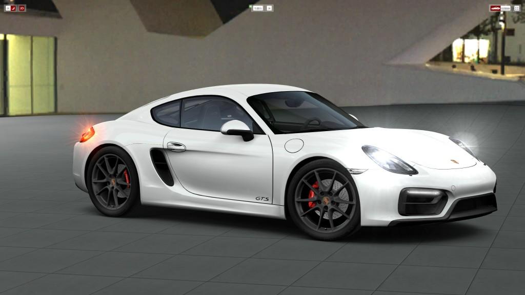 Porsche Cayene 2015
