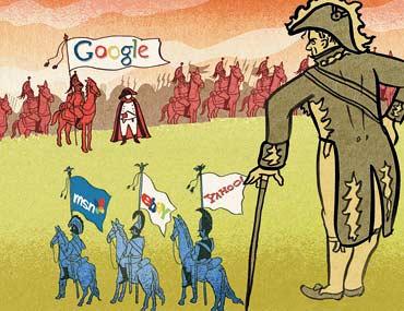 google_vs_row