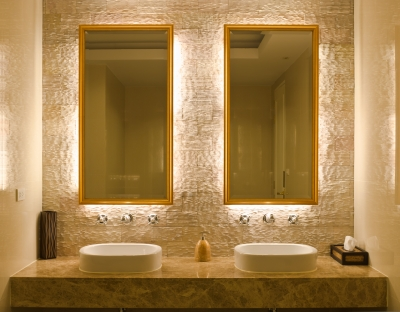 LED Illuminated Mirror