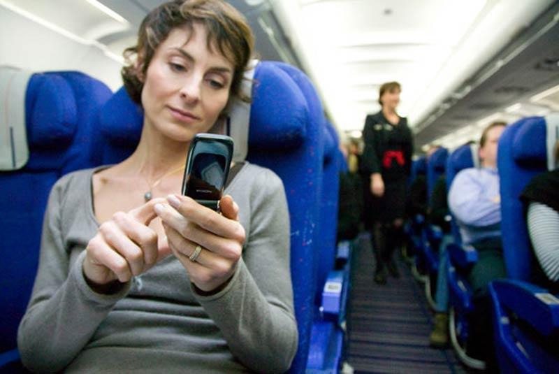 phone on travel