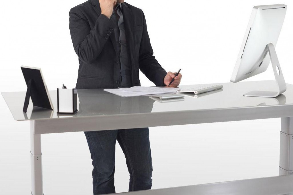 How a Standing Desk Can Make Your Team More Productive