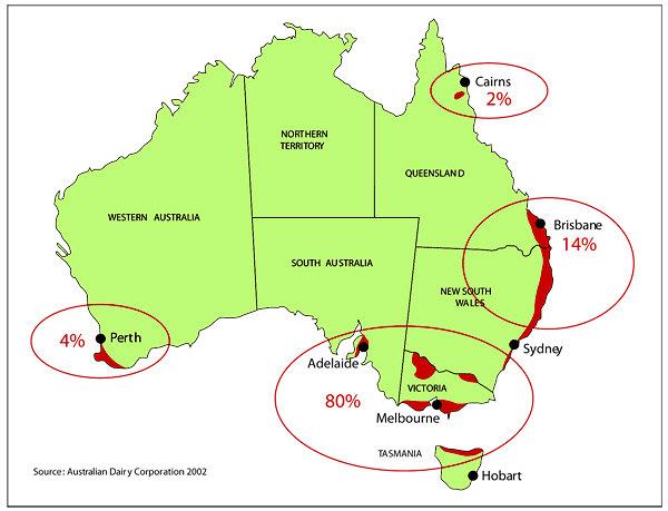 Australia-webdesign-map
