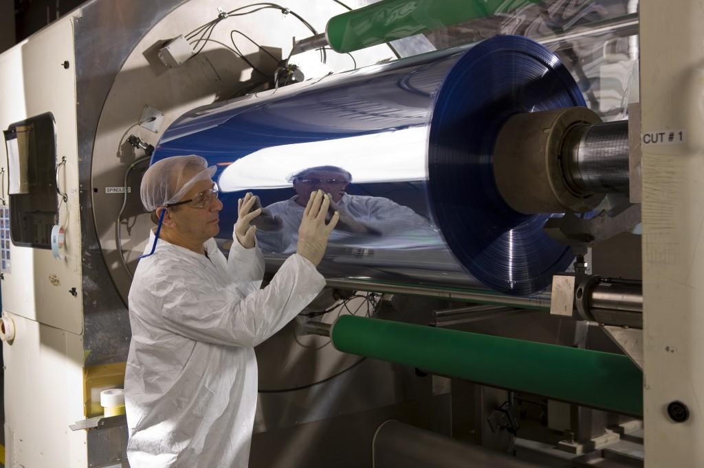 Plastics in Manufacturing