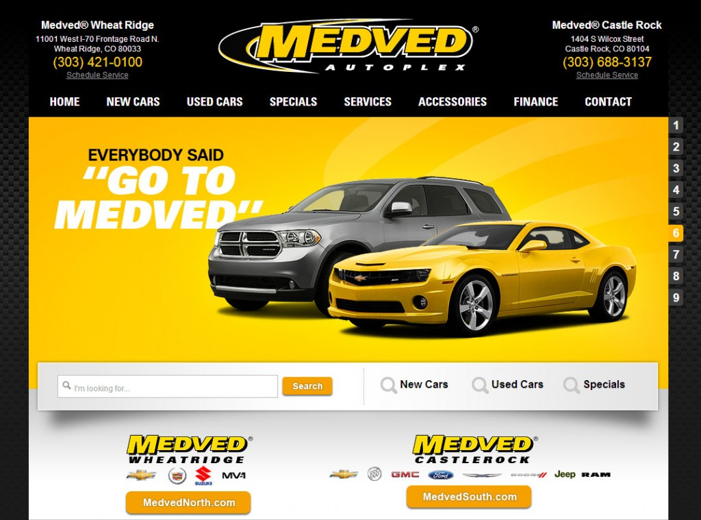 Essential Features of Car Dealer Website Design