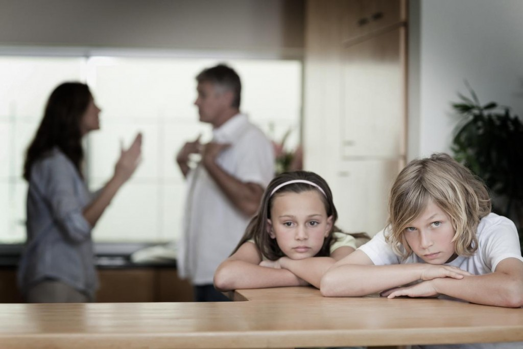 Common Ways to Help Your Child Through a Divorce