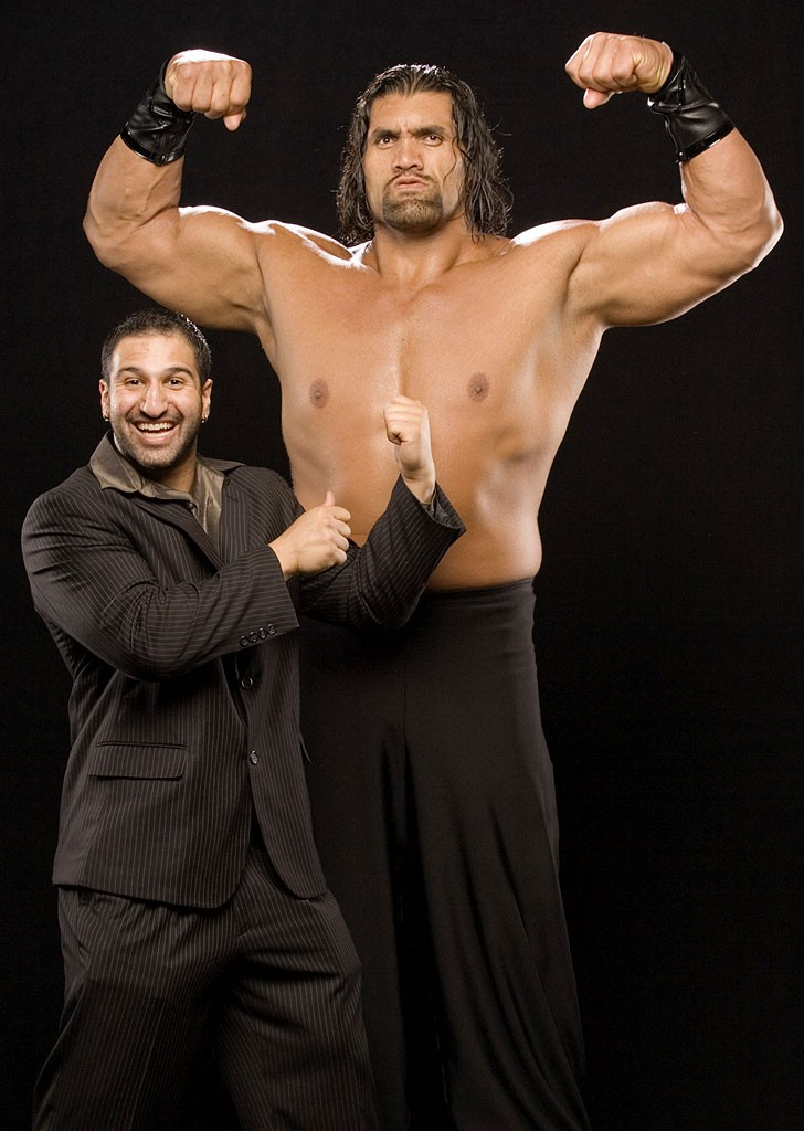 The-Great-Khali-Indian-Wrestler