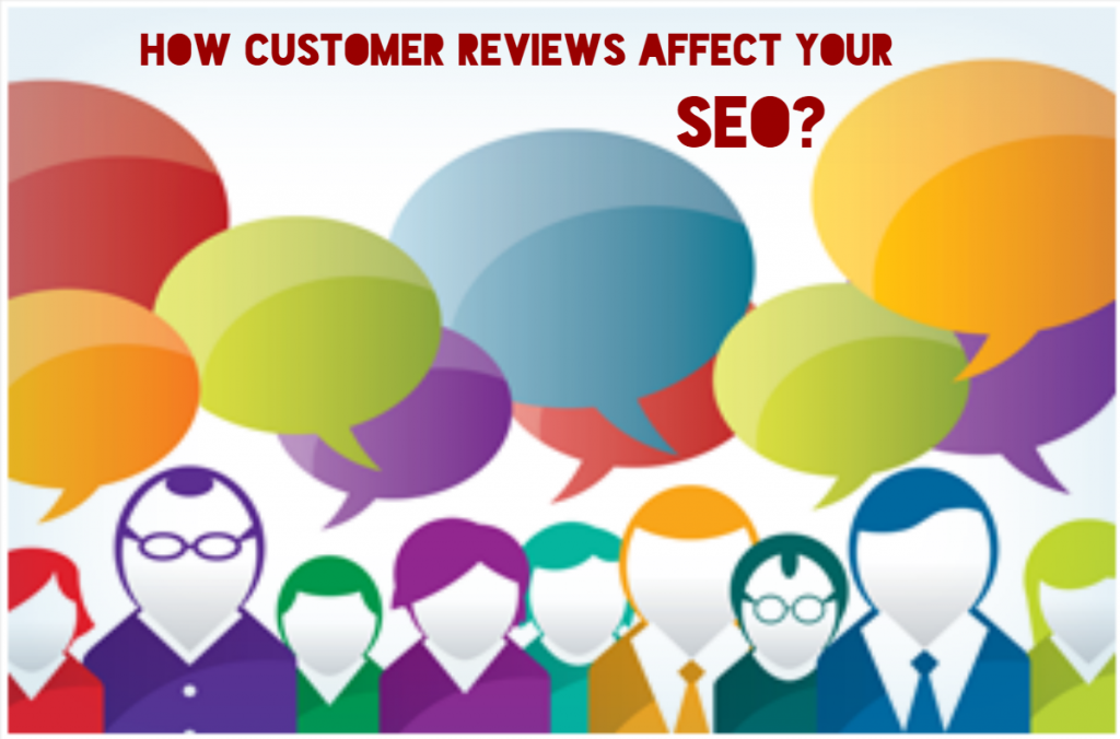 Customer Reviews affect Your SEO