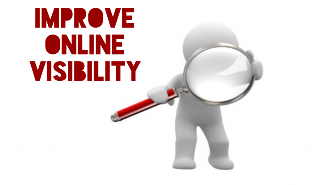 Improve online visibility