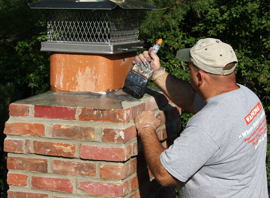 Buying A Chimney Crown Here S What You Need To Know