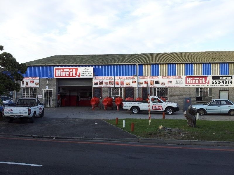 Machinery Hire Company