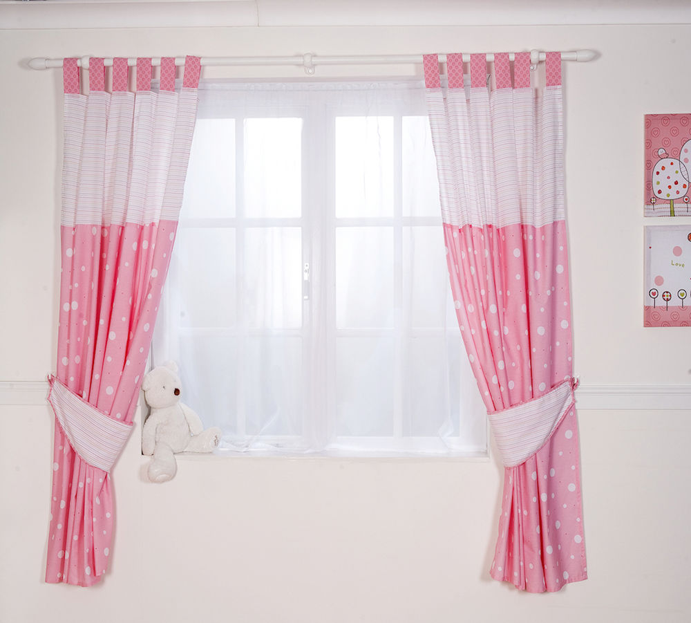Selection Of Nursery Curtains Is Important For A Growing Child