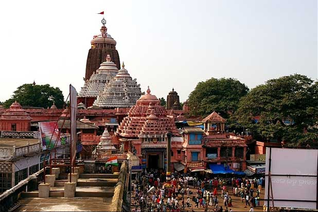 Jagannath Temple-Puri