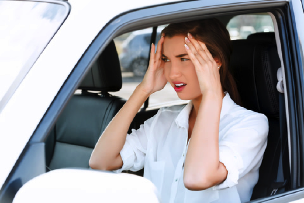 Discover How You Can Calm Driving Anxiety Easily