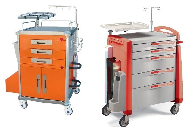 medical crash carts